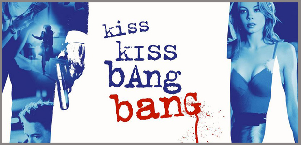 Kiss Kiss Bang Bang (2005) Watch Online Hindi Dubbed Full Movie