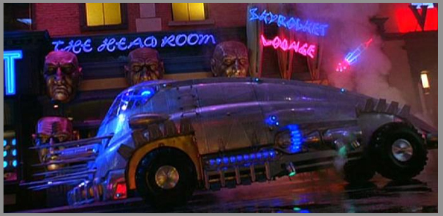 the top 10 worst comic book movie vehicles you won cannes. Black Bedroom Furniture Sets. Home Design Ideas