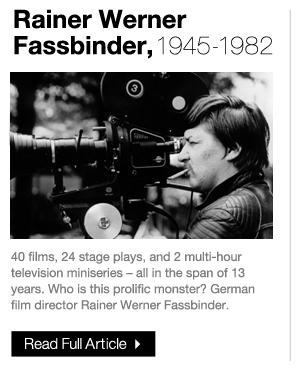 Reiner Werner Fassbender