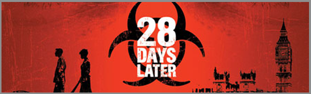 50 films of halloween #17 - 28 Days Later