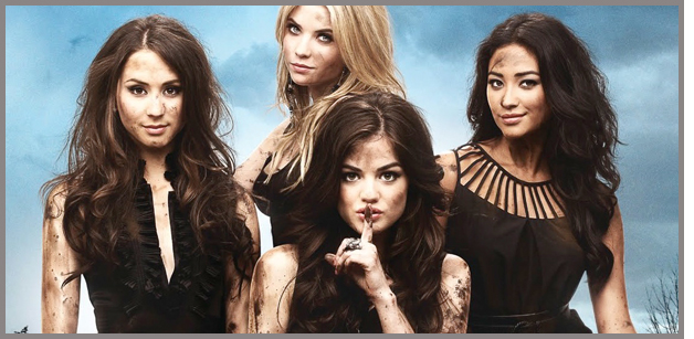 guilty pleasure tv shows - Pretty Little Liars