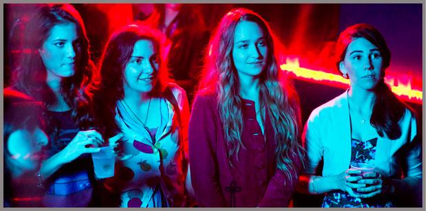 Girls - Top TV show 2013