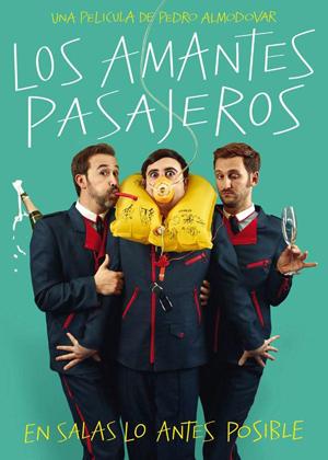 Los Amantes Pasajeros Movie Poster