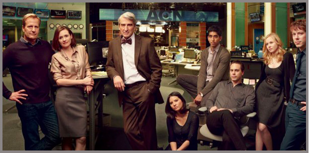 The Newsroom - Top TV show 2013