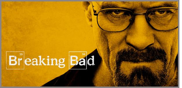 Breaking bad - Top TV show in 2013