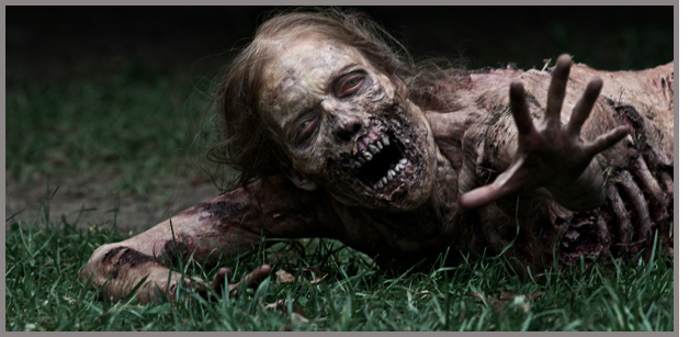 The Walking Dead - Top TV shows 2013