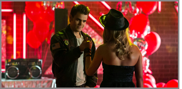 Vampire Diaries - A View to a Kill