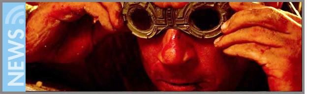 Vin Diesel Shares New Riddick Image