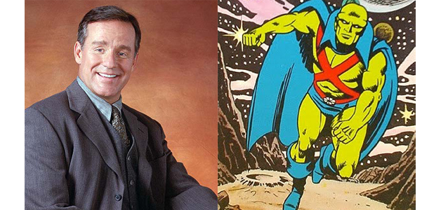 Phil Hartman As Martian Manhunter