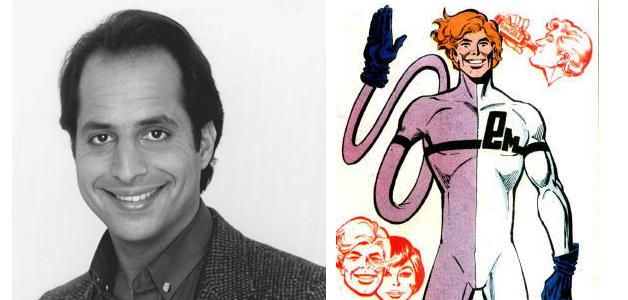 Jon Lovtiz As The Elongated Man