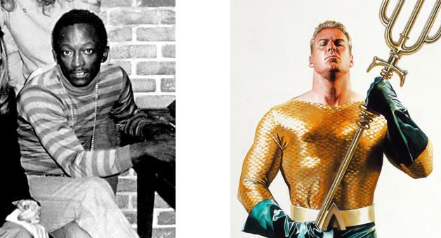Garrett Morris as Aquaman