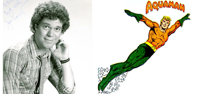 Joe Piscopo As Aquaman