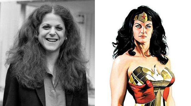 Gilda Radner as Wonder Woman