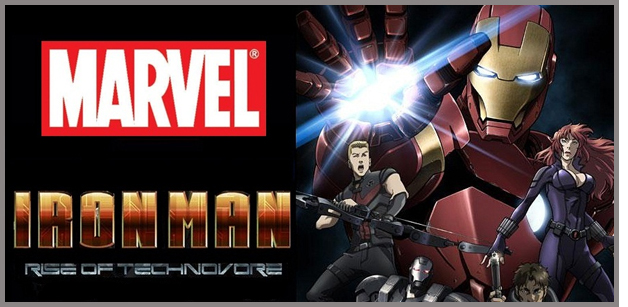 DVD Review Iron Man Rise Of The Technovore 2013