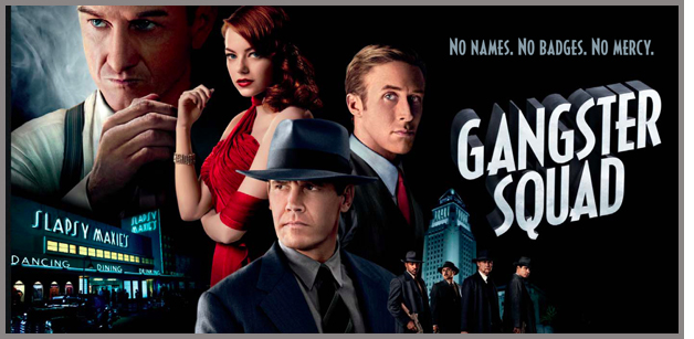 Gangster Squad - 5 movies to watch instead of the great gatsby