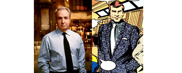 LORNE MICHAELS AS MAXWELL LORD