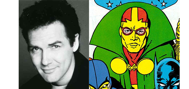 NORM MACDONALD AS MISTER MIRACLE