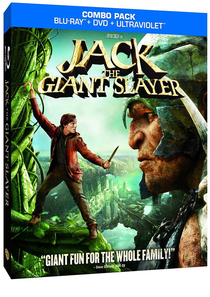 Jack The Giant Slayer Cover Art, Available 6/18