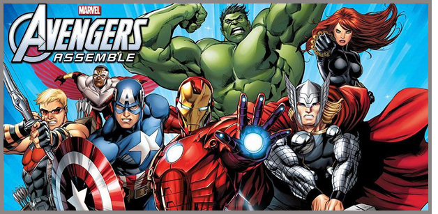 Avengers Assemble Review