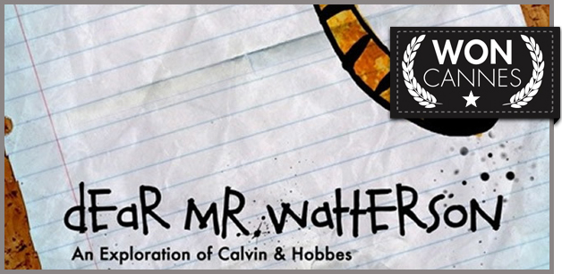 Dear Mr. Watterson Movie Review