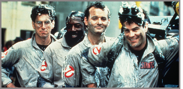Ghostbusters 4k Remaster by Sony