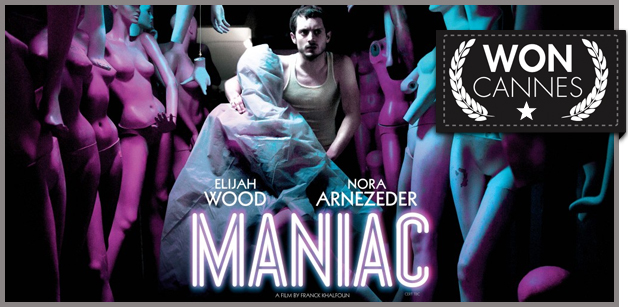 Maniac (2012), With Elijah Wood