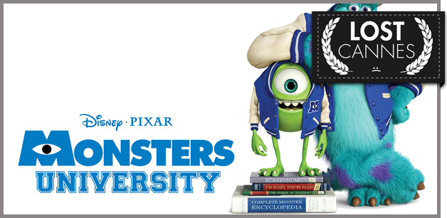 Pixar's Monsters University, 2013