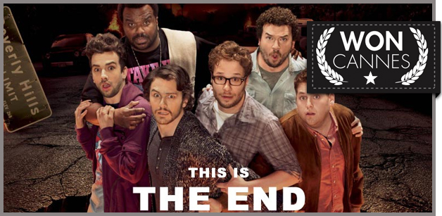 This Is The End (2013, Evan Goldberg, Seth Rogen)