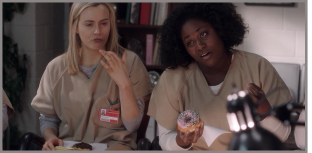 Orange Is The New Black: Eat Donuts!