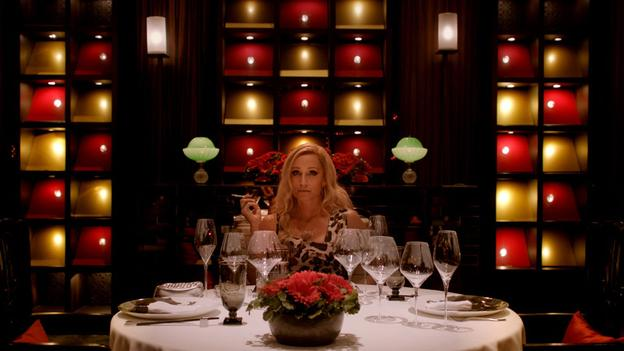 Only God Forgives: Crystal At The Table
