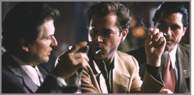 Goodfellas - Smoking at a bar