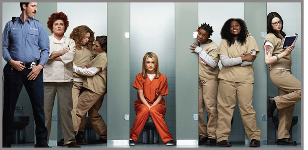 Ten Reasons Orange Is The New Black Makes Prison Look Great