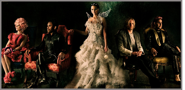 New International Trailer For Catching Fire