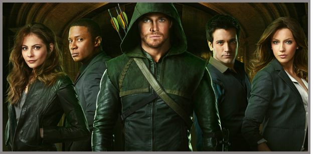 Reasons Why You Should be Watching Arrow on the CW