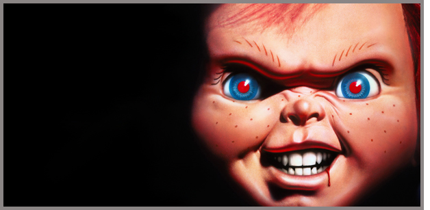 On Conquering My Fear Of... Child's Play 3