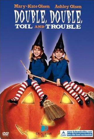 The Olsen Twins Halloween It Up: Double Double Toil and Trouble