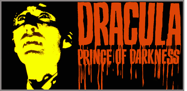 Blu-ray Review: Dracula Prince of Darkness (1966)