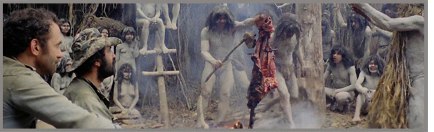 Top Eight Most Traumatizing Horror Movies: Cannibal Holocaust
