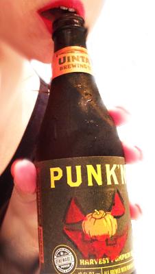 Drink Jack-o-Lantern Beer
