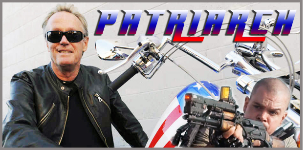 """Patriarch"" Staring Matt Damon and Peter Fonda"