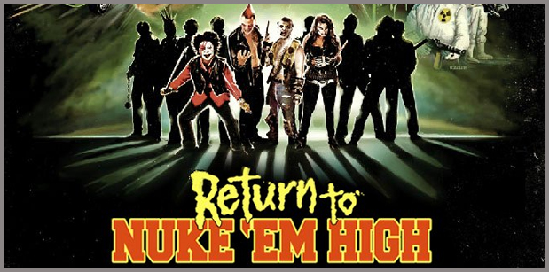 Return To Nuke Em High Premiere
