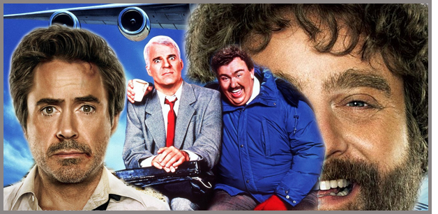 Planes, Trains, And Automobiles, A Poor Due Date Knock-Off