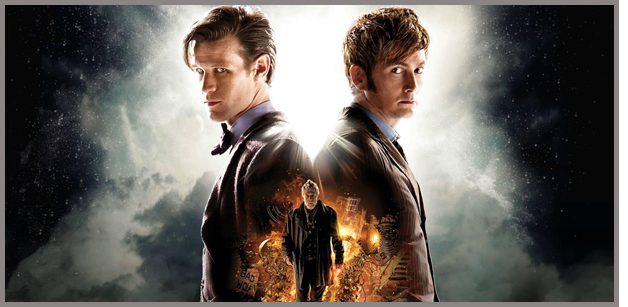 Day Of The Doctor Review 2013