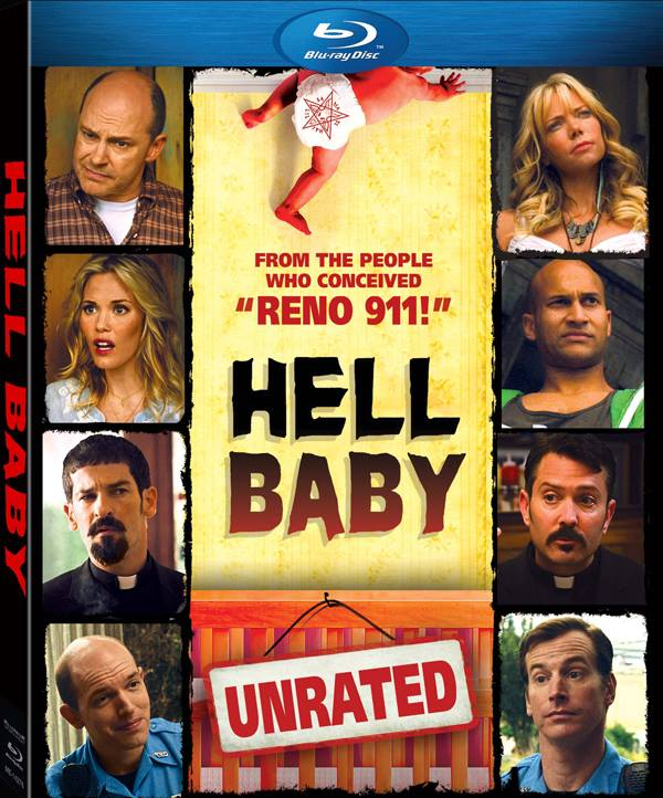 Hell Baby Blu-ray Cover Art