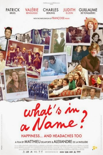 What's In A Name? 2012 Poster