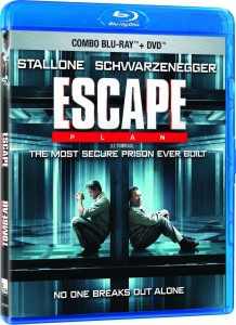 Escape Plan Blu-ray Cover