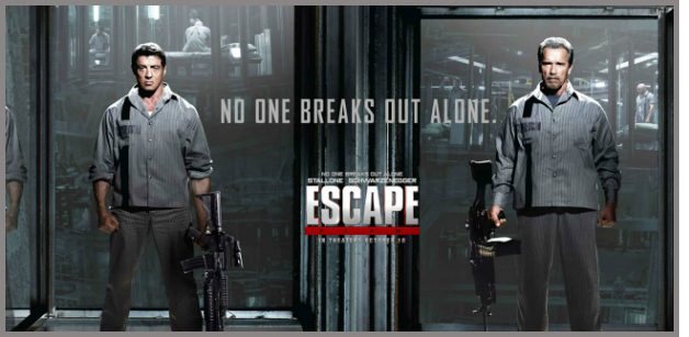 Escape Plan (2013) Blu-ray Review