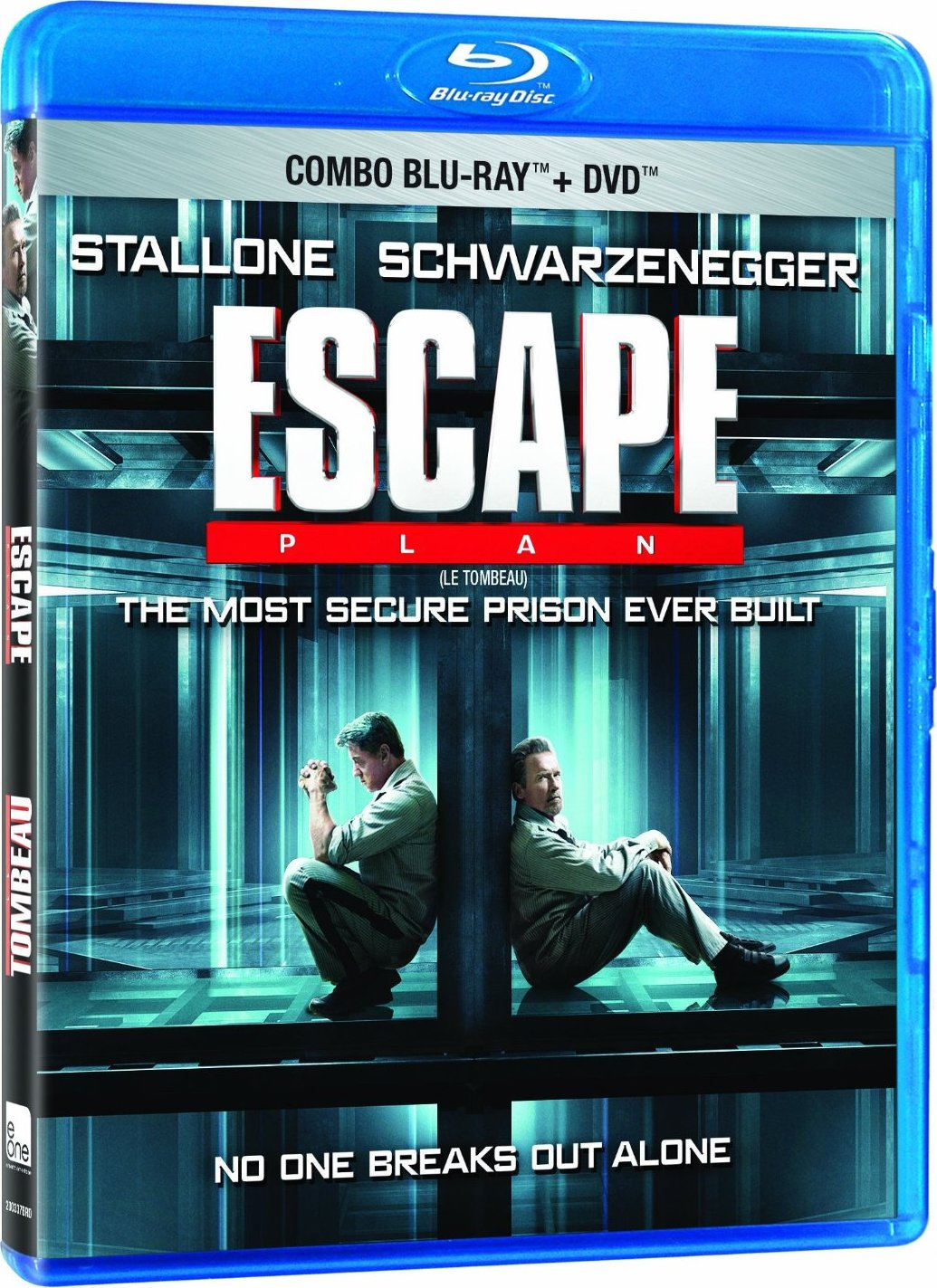 Escape Plan (2013) BluRay 720p 1.2GB [Hindi – English] AC3 MKV