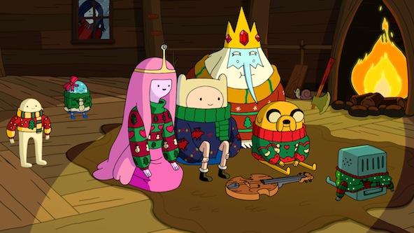 Adventure Time Season 3 Blu-ray
