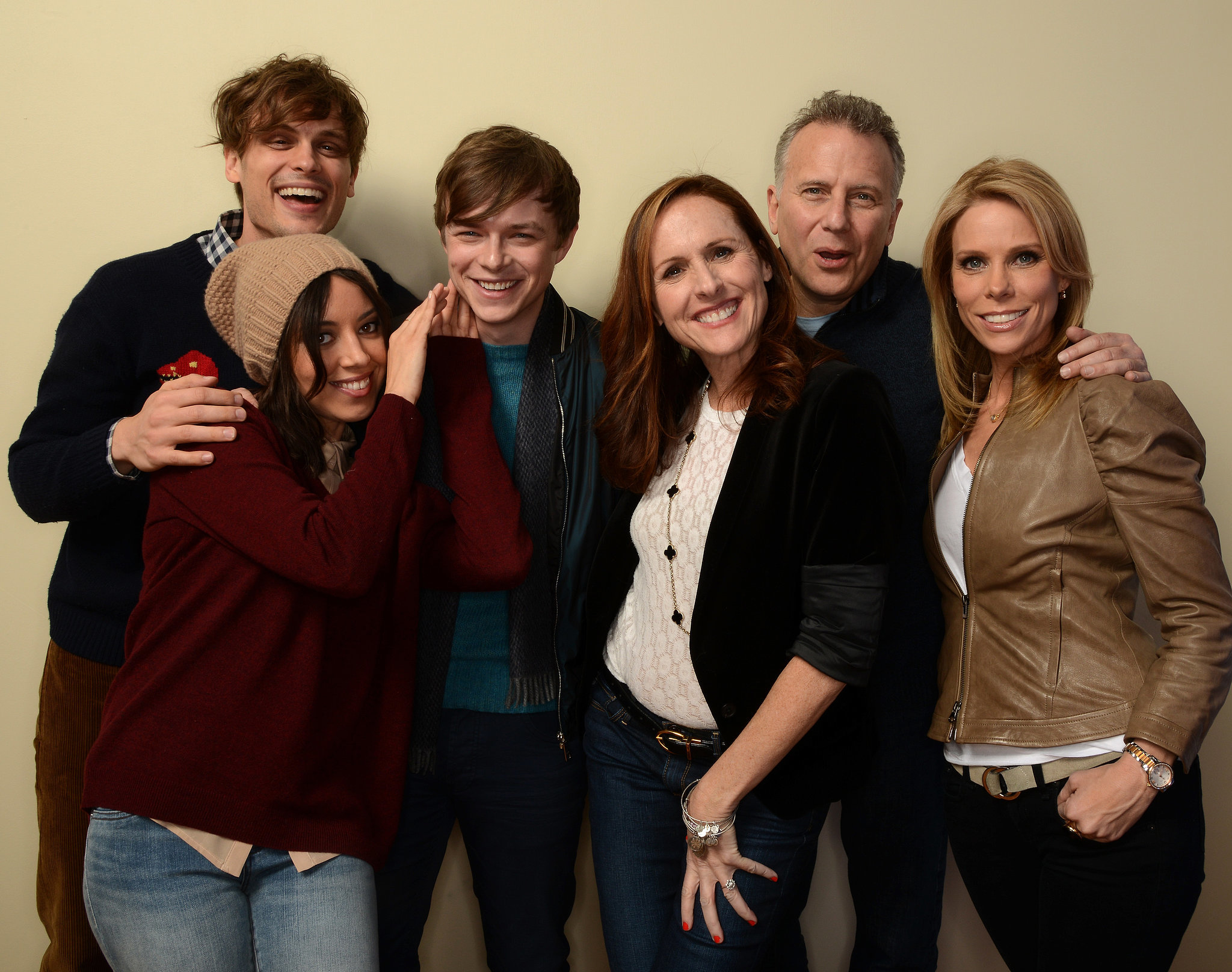 Life-After-Beth-cast-posed-together-Sunday